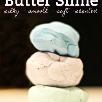 How To Make Butter Slime