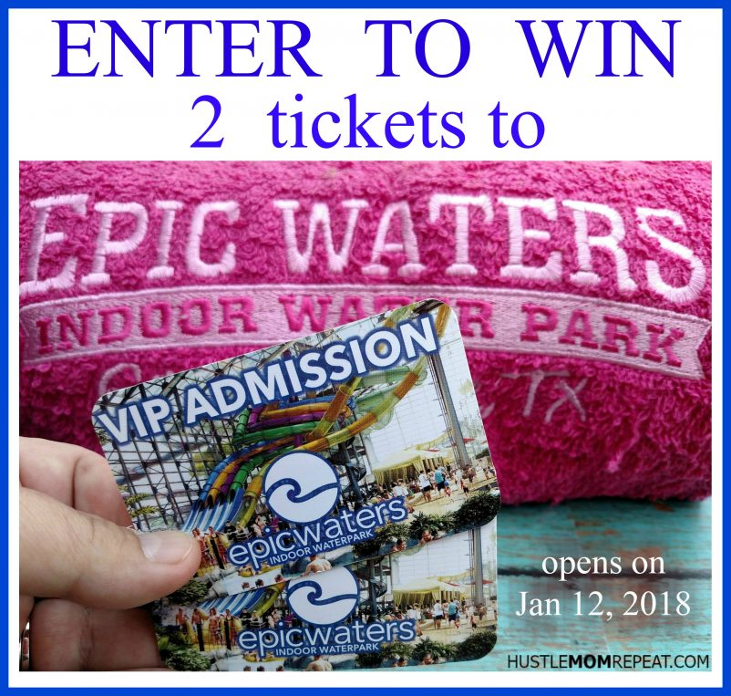 epic waters giveaway