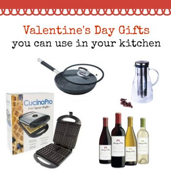 Valentine's Day Gifts You Can Use In Your Kitchen
