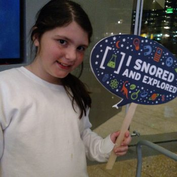 Perot Museum Sleepovers Combine Learning and Fun