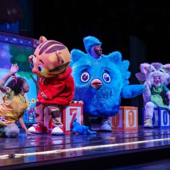 Get Your Tickets To See Daniel Tiger's Neighborhood LIVE in Fort Worth, TX
