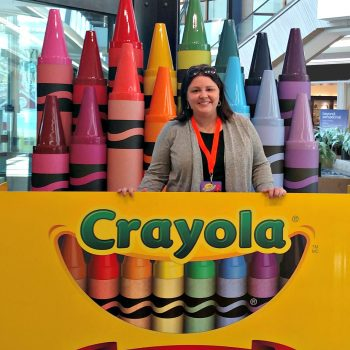 Color Your Day At The Crayola Experience In Plano, TX