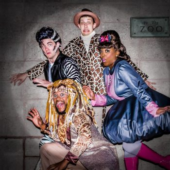 Get Crack-A-Lackin With Madagascar At Casa Mañana Theatre