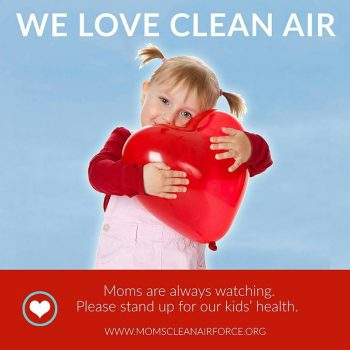 Help Protect Little Lungs With Moms Clean Air Force Baby Power /AD #BabyPower