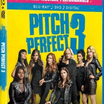 Pitch Perfect 3 Blu-Ray & DVD Combo Pack – Releases on March 20th!