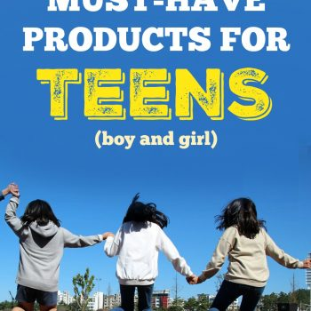 Must Have Products For Teens #TeenGiftGuide