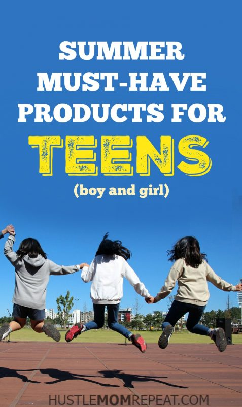 must have products for teens