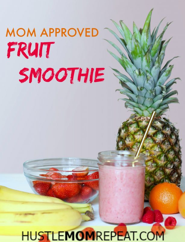 fruit smoothie pin