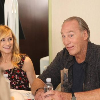 Craig Nelson and Holly Hunter Interview For Incredibles 2 | #Incredibles2Event