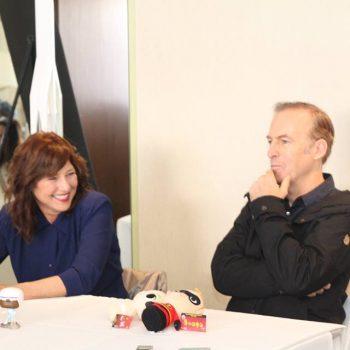 Bob Odenkirk And Catherine Keener Interview #Incredibles2Event