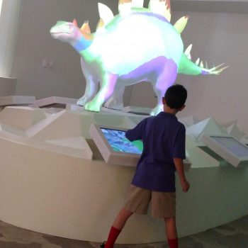 Dinosaurs At The Fort Worth Museum Of Science And History | #fwmsh