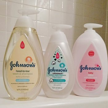 Peace Of Mind With Johnson's Baby Products