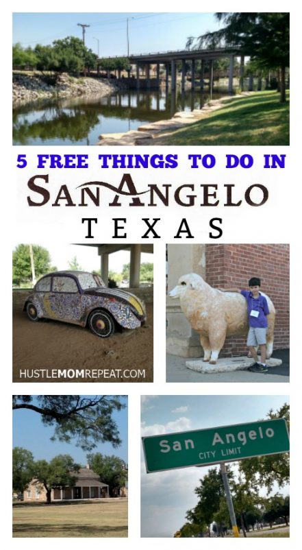 free things to do in San Angelo Texas