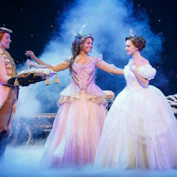 Rodgers + Hammerstein's Cinderella At Bass Hall In Fort Worth
