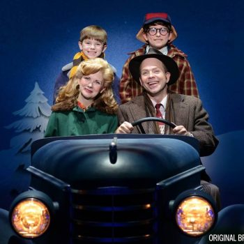 A Christmas Story The Musical Is Coming to AT&T Performing Arts Center Dallas