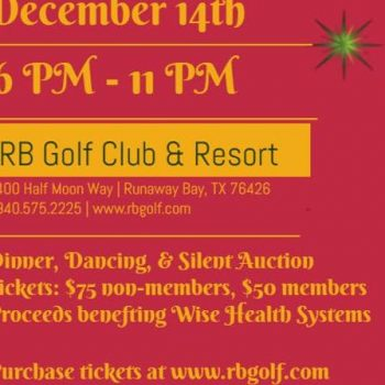 RB Golf Club & Resort Jingle Bell Ball