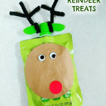 Reindeer Treats Using GoGo Squeez