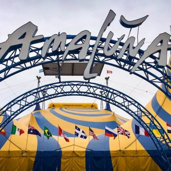 Cirque du Soleil Amaluna In Grand Prairie, TX
