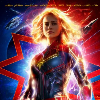 Captain Marvel Hits Theaters This March