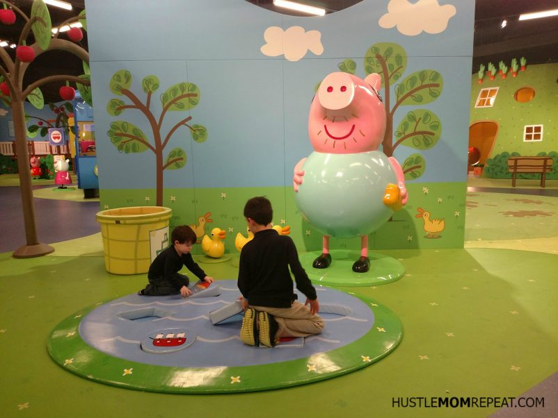 Peppa Pig World Of Play Attraction In Grapevine Tx Giveaway