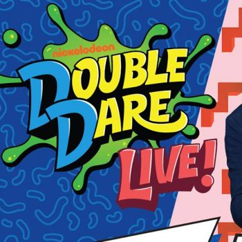Get Messy With Double Dare Live At The Theatre At Grand Prairie