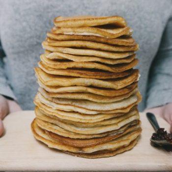 How To Make Applesauce Pancakes Using Beech-Nut Baby Food