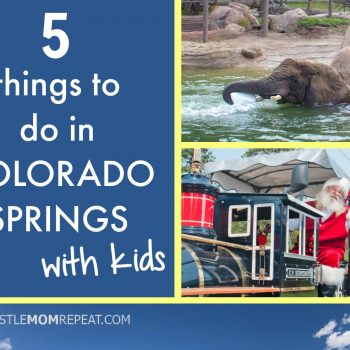 5 Things To Do In Colorado Springs With Kids