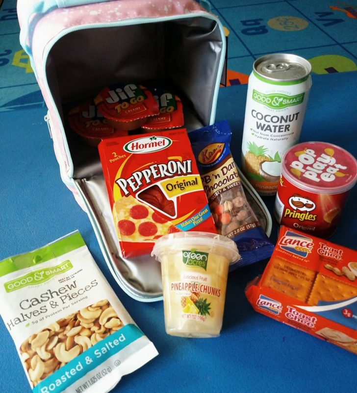 dollar general back to school lunch box