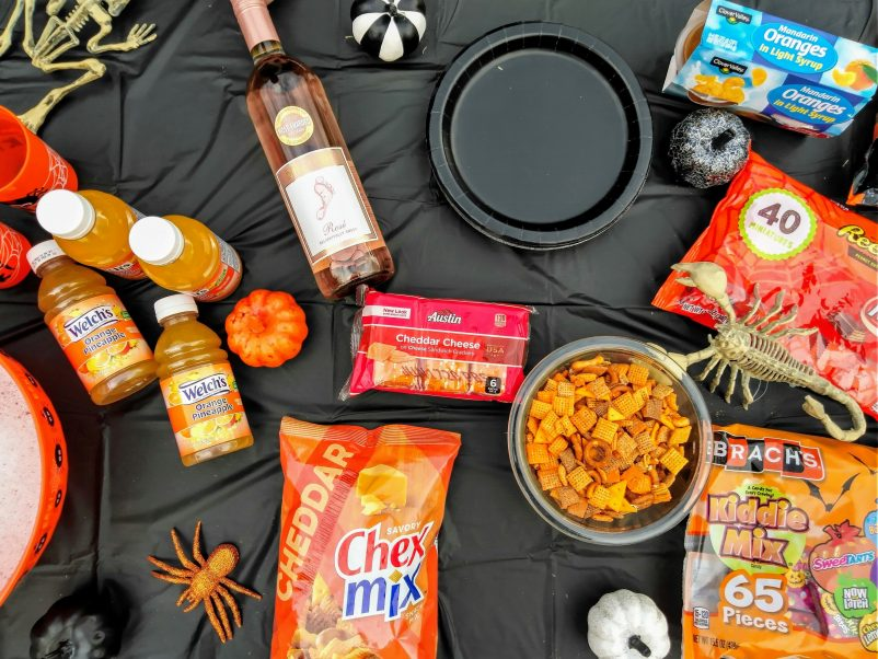 Halloween Party Supplies At Dollar General - Hustle Mom Repeat