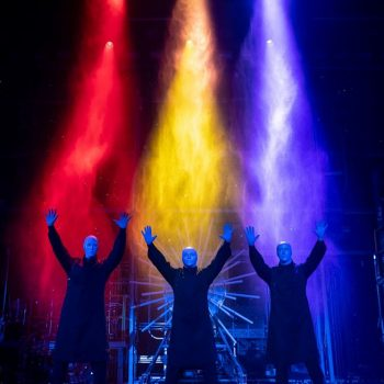 See The Blue Man Group In Fort Worth, TX