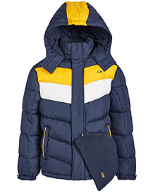 Puffer Jackets For Kids — Only $19.99 At Macy's