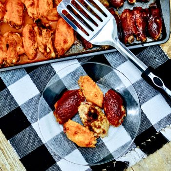 Easy Sheet Pan Hot Wing Recipe